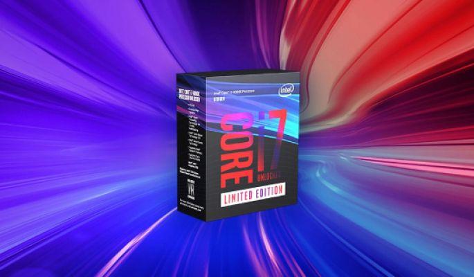 a1227a8cdd Történt, hogy a Comutexen az Intel bejelentette, hogy piacra dobja a  limitált számban elérhető Core i7-8086K-t, amiből a x86 40. évfordulójának  alkalmából ...