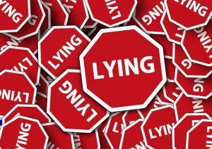 Kis hazugság is hazugság. Hogyan valld be?
