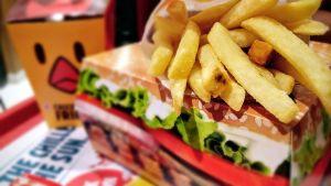A túl sok junk food megnyirbálja az immunrendszert