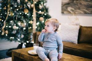 Baba és karácsonyfa biztos ünnepek